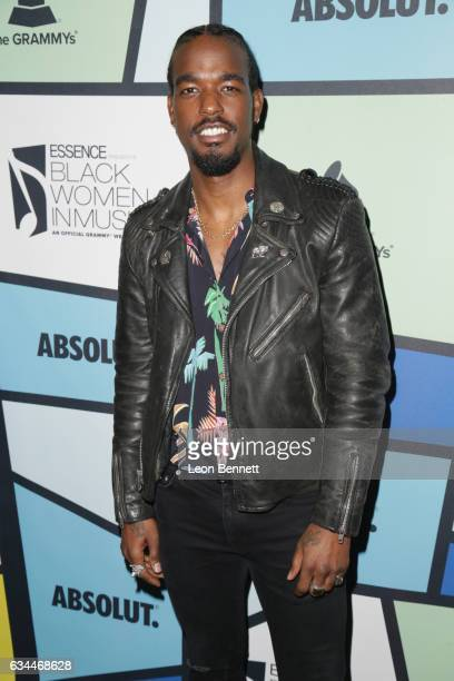 Recording artist Luke James attends 2017 Essence Black Women in Music at NeueHouse Hollywood on February 9 2017 in Los Angeles California