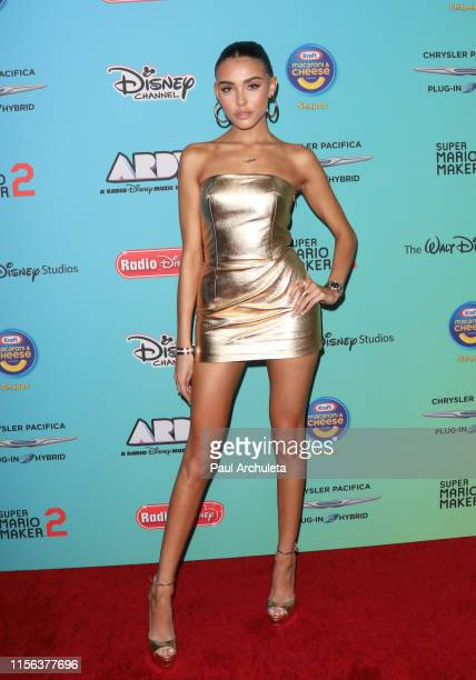 Recording Artist Madison Beer attends the 2019 Radio Disney Music Awards at CBS Studios - Radford on June 16, 2019 in Studio City, California.