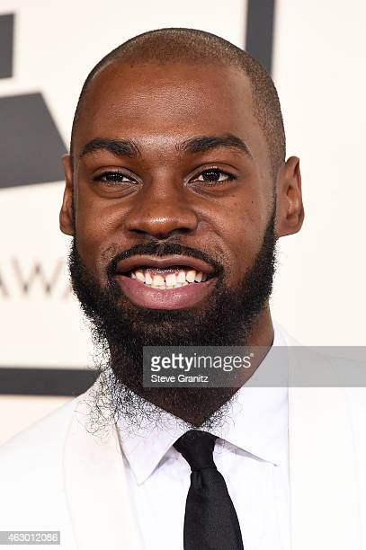 Recording artist Mali Music attends The 57th Annual GRAMMY Awards at the STAPLES Center on February 8 2015 in Los Angeles California