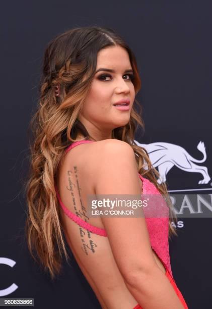 Recording artist Maren Morris attends the 2018 Billboard Music Awards 2018 at the MGM Grand Resort International on May 20 2018 in Las Vegas Nevada