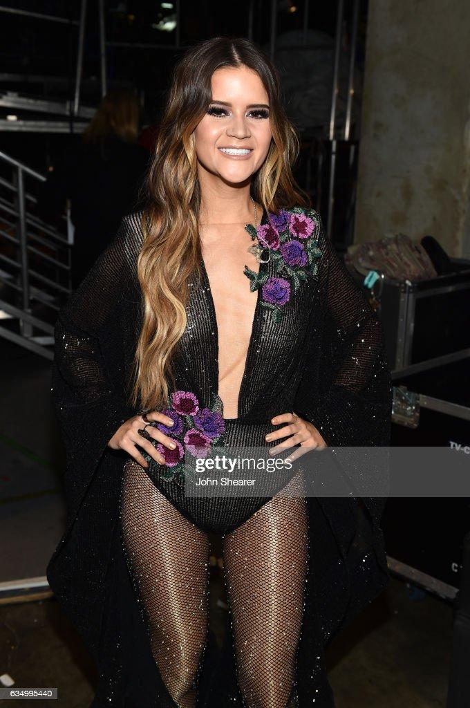 59th GRAMMY Awards -  Backstage