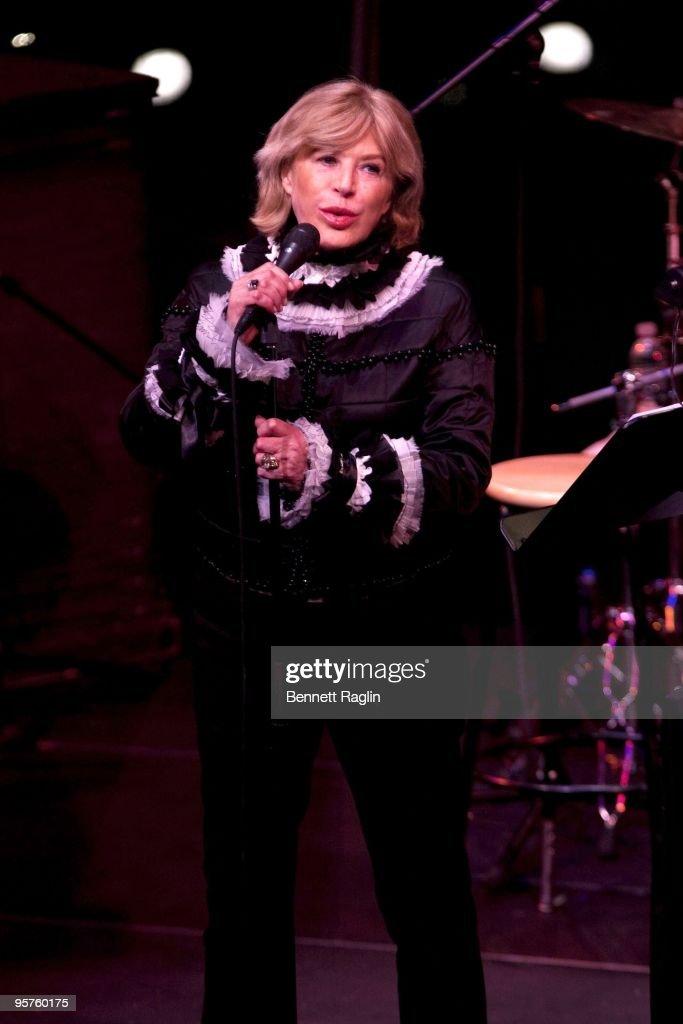Marianne Faithfull In Concert - January 13, 2010