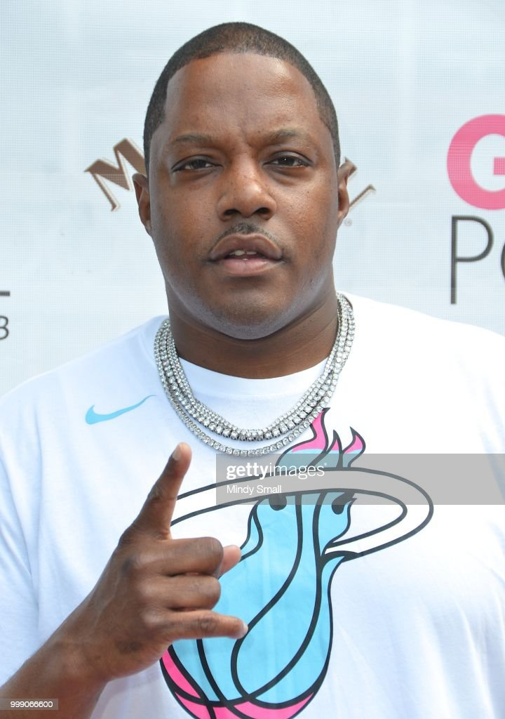 Mase Performs At The Flamingo Go Pool In Las Vegas