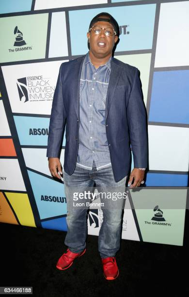 Recording artist Master P attends 2017 Essence Black Women in Music at NeueHouse Hollywood on February 9 2017 in Los Angeles California