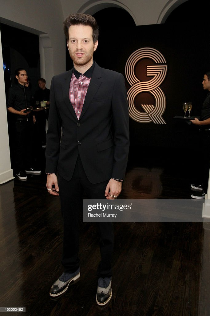 GQ Celebrates The Grammys With Giorgio Armani - Inside