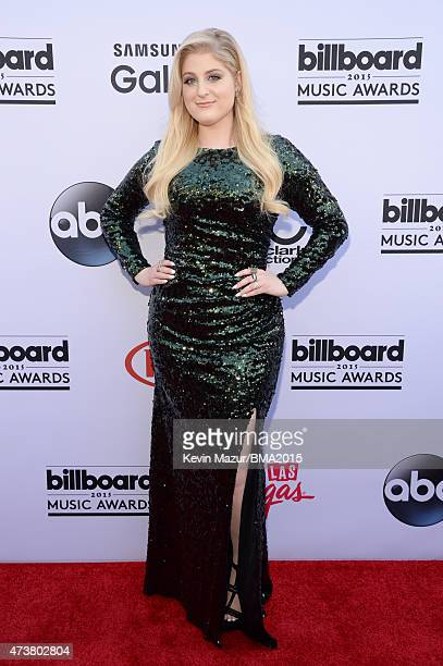 Recording artist Meghan Trainor attends the 2015 Billboard Music Awards at MGM Grand Garden Arena on May 17, 2015 in Las Vegas, Nevada.