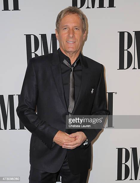 Recording artist Michael Bolton attends the 63rd Annual BMI Pop Awards held at the Beverly Wilshire Hotel on May 12 2015 in Beverly Hills California