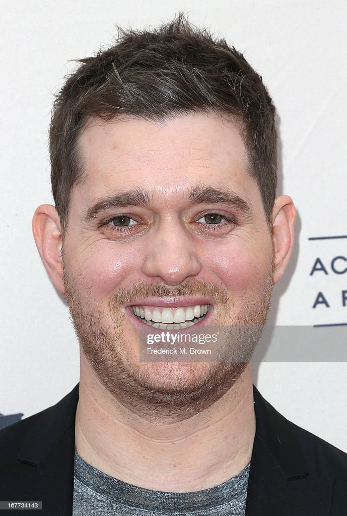 The Academy Of Television Arts & Sciences' Presents An Evening With Michael Buble - Arrivals