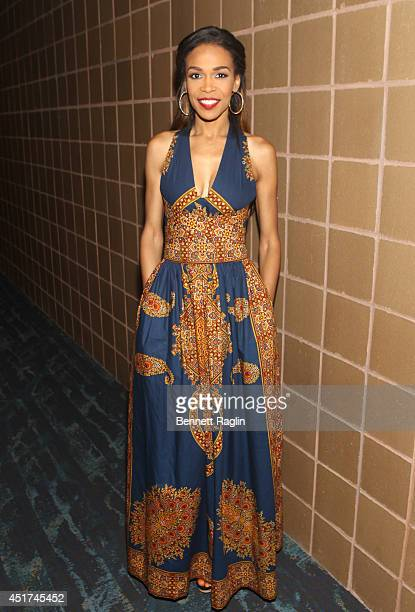 Recording artist Michelle Williams attends the 2014 365 Black Awards during the 2014 Essence Music Festival on July 5 2014 in New Orleans Louisiana