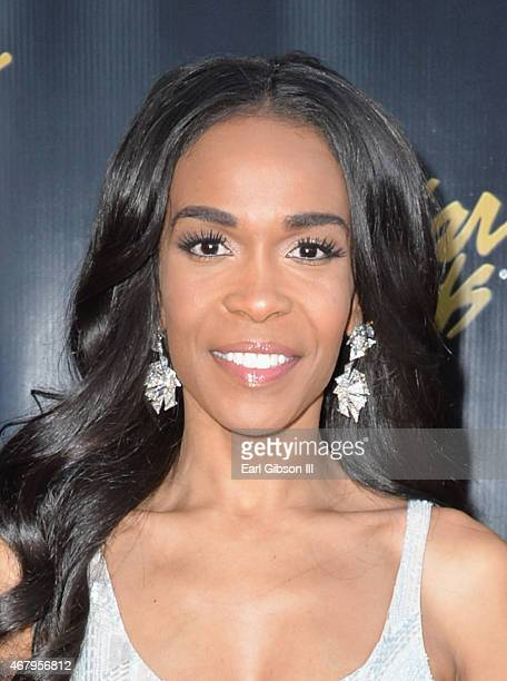 Recording artist Michelle Williams attends the 30th annual Stellar Gospel Music Awards at the Orleans Arena on March 28, 2015 in Las Vegas, Nevada.