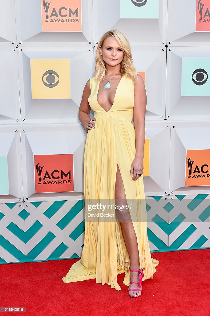 Recording artist Miranda Lambert attends the 51st Academy of Country Music Awards at MGM Grand Garden Arena on April 3, 2016 in Las Vegas, Nevada.
