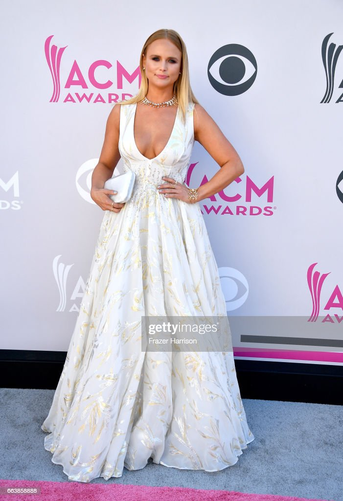 Recording artist Miranda Lambert attends the 52nd Academy Of Country Music Awards at Toshiba Plaza on April 2, 2017 in Las Vegas, Nevada.