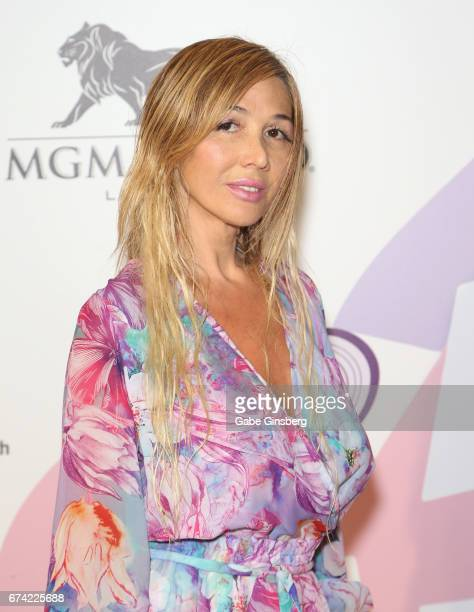 "Recording artist Nadeea Volianova attends Keep Memory Alive's 21st annual ""Power of Love Gala"" benefit for the Cleveland Clinic Lou Ruvo Center for..."