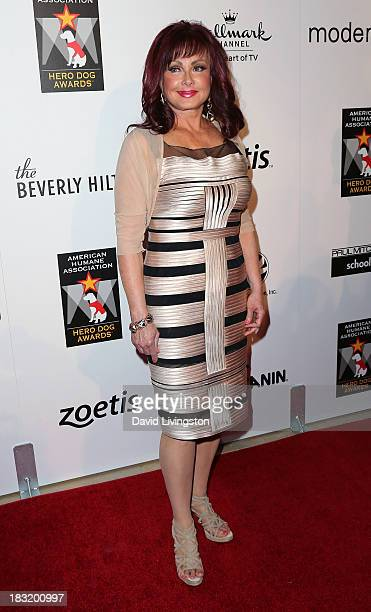 Recording artist Naomi Judd attends the 3rd Annual American Humane Association Hero Dog Awards at The Beverly Hilton Hotel on October 5, 2013 in...