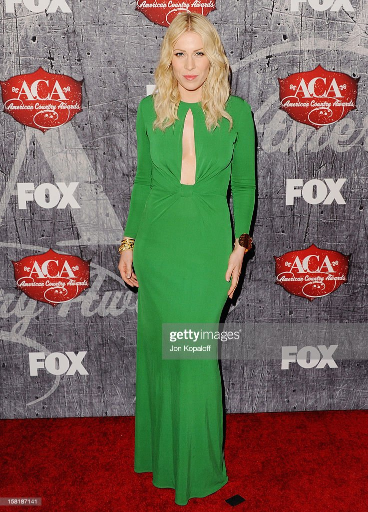 Recording artist Natasha Bedingfield arrives at the 2012 American Country Awards at Mandalay Bay on December 10, 2012 in Las Vegas, Nevada.