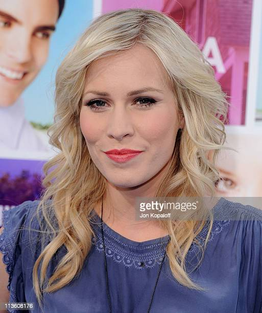 Recording Artist Natasha Bedingfield arrives at the Los Angeles Premiere 'Something Borrowed' at Grauman's Chinese Theatre on May 3 2011 in Hollywood...