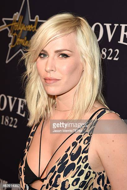 Recording artist Natasha Bedingfield attends the 8th annual Hollywood Domino Gala presented by BOVET 1822 benefiting Artists for Peace and Justice at...