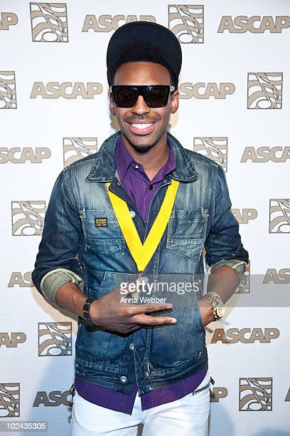 Recording Artist Nate Walka attends The 23rd Annual ASCAP Rhythm Soul Music Awards at The Beverly Hilton hotel on June 25 2010 in Beverly Hills...