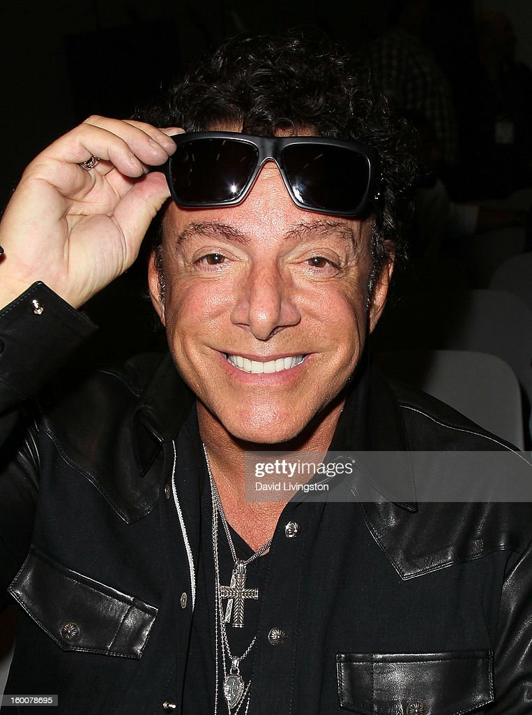 Recording artist Neal Schon attends the 2013 NAMM Show - Day 2 at the Anaheim Convention Center on January 25, 2013 in Anaheim, California.
