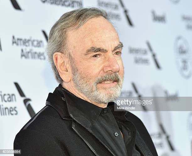 Recording artist Neil Diamond attends Hollywood Gala celebrating Capitol Records 75th Anniversary on November 15 2016 in Los Angeles California