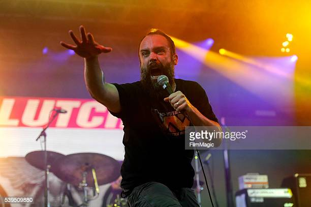 Recording artist Neil Fallon of Clutch performs onstage at The Other Tent during Day 3 of the 2016 Bonnaroo Arts And Music Festival on June 11 2016...