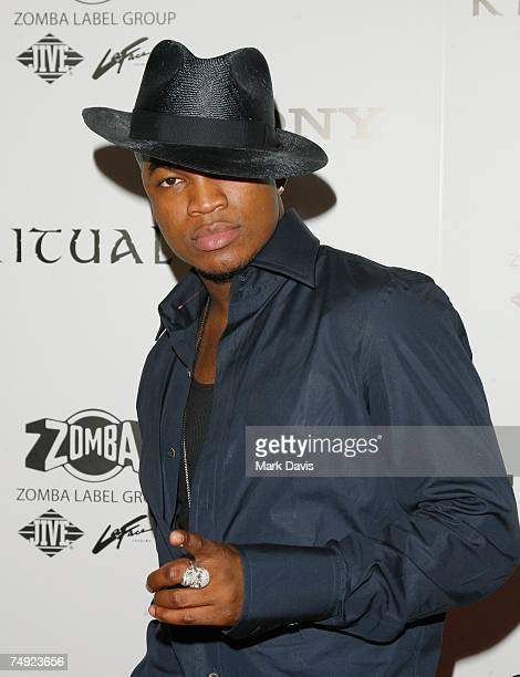 Recording artist NeYo arrives to Zomba Label Group's PreBET Awards Party featuring Ciara held at Ritual Nightclub on June 25 2007 in Hollywood...
