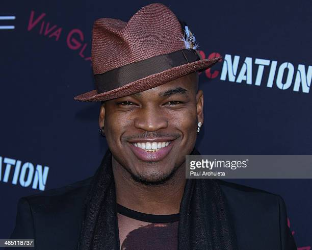 Recording Artist NeYo attends the Roc Nation preGrammy brunch on January 25 2014 in Los Angeles California