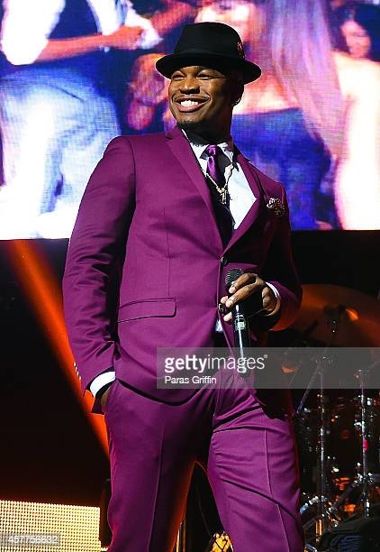 Recording artist NeYo performs onstage at The Tabernacle on October 23 2014 in Atlanta Georgia