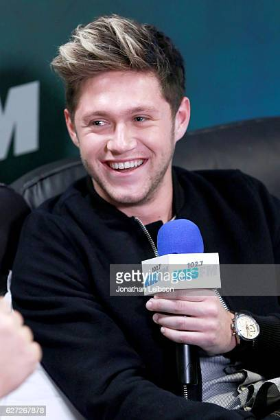 Recording artist Niall Horan attends 1027 KIIS FM's Jingle Ball 2016 presented by Capital One at Staples Center on December 2 2016 in Los Angeles...