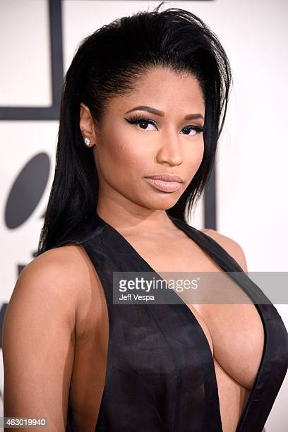 Recording artist Nicki Minaj attends The 57th Annual GRAMMY Awards at the STAPLES Center on February 8 2015 in Los Angeles California