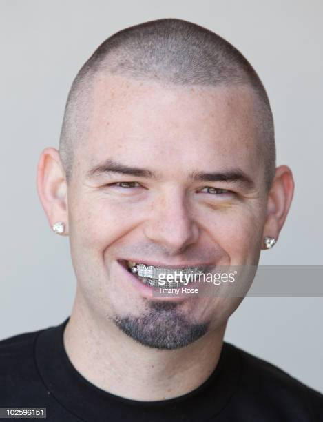 Recording artist Paul Wall backstage at Fuel TV Studios on July 2 2010 in Los Angeles California