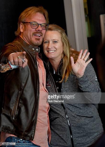 Recording Artist Phil Vasser and Kim Dettwiller Team Strategies attend Multiaward winning Country artist and longtime St Jude supporter John Rich at...