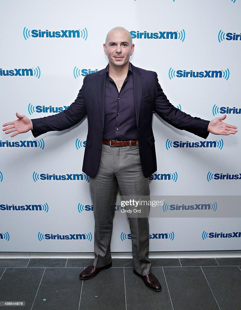 Celebrities Visit SiriusXM Studios - November 24, 2014