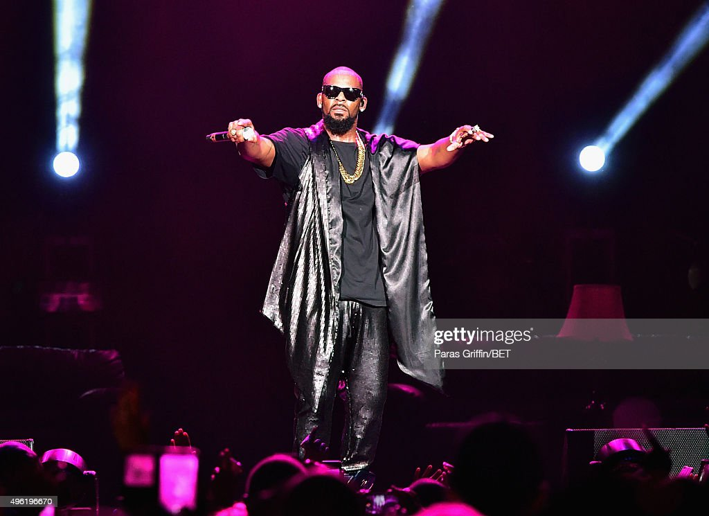 2015 Soul Train Music Awards  - Soul Train Weekend Concert