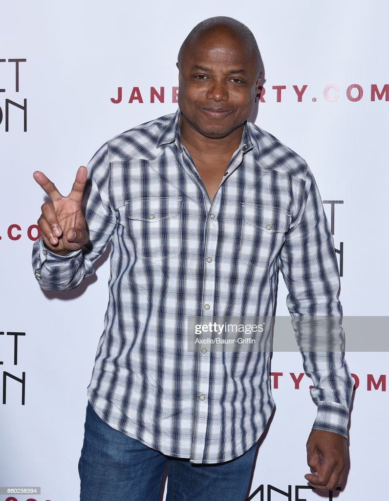 Recording artist Randy Jackson attends Janet Jackson's State of the World Tour after party at Lure on October 8, 2017 in Los Angeles, California.