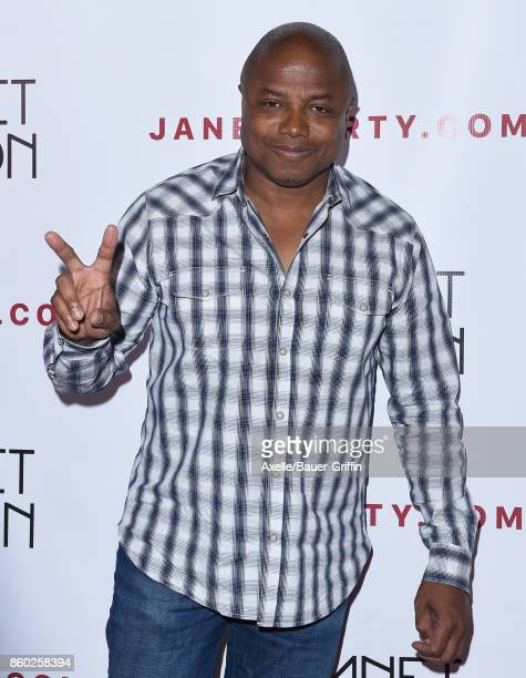 Recording artist Randy Jackson attends Janet Jackson's State of the World Tour after party at Lure on October 8 2017 in Los Angeles California