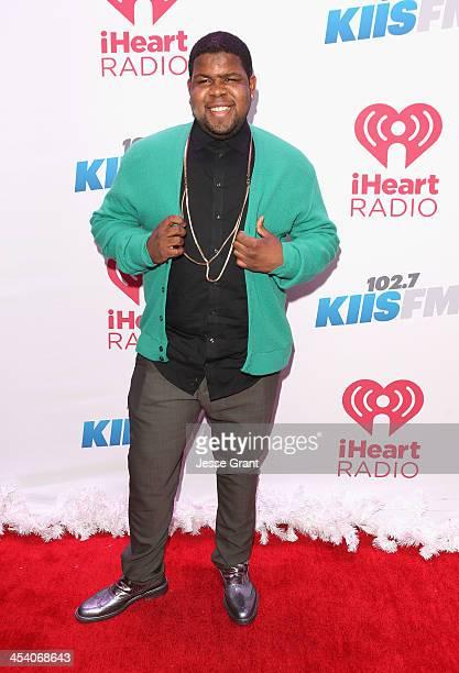 Recording artist Ray Dalton attends KIIS FM's Jingle Ball 2013 at Staples Center on December 6 2013 in Los Angeles CA