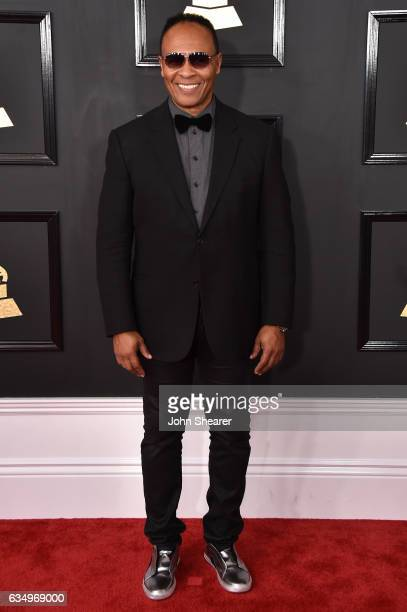 Recording artist Ray Parker Jr. Attends The 59th GRAMMY Awards at STAPLES Center on February 12, 2017 in Los Angeles, California.