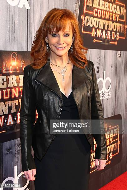 Recording artist Reba attends the 2014 American Country Countdown Awards at Music City Center on December 15 2014 in Nashville Tennessee
