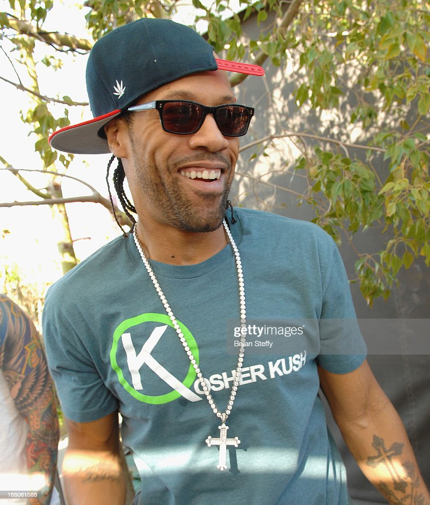 Recording artist Redman appears during Ditch Weekend at the Palms Pool & Bungalows at the Palms Casino Resort on May 4, 2013 in Las Vegas, Nevada.