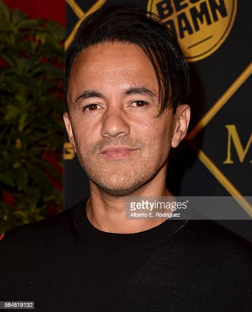 Recording artist RedOne attends the Maxim Hot 100 Party at the Hollywood Palladium on July 30 2016 in Los Angeles California