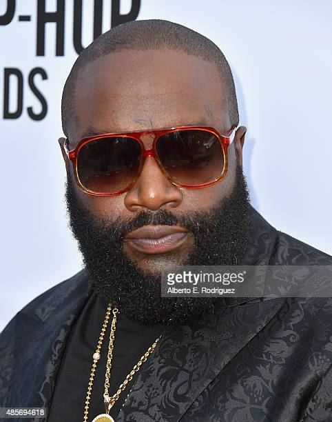 Recording artist Rick Ross attends the 2015 BMI RB/Hip Hop Awards at Saban Theatre on August 28 2015 in Beverly Hills California