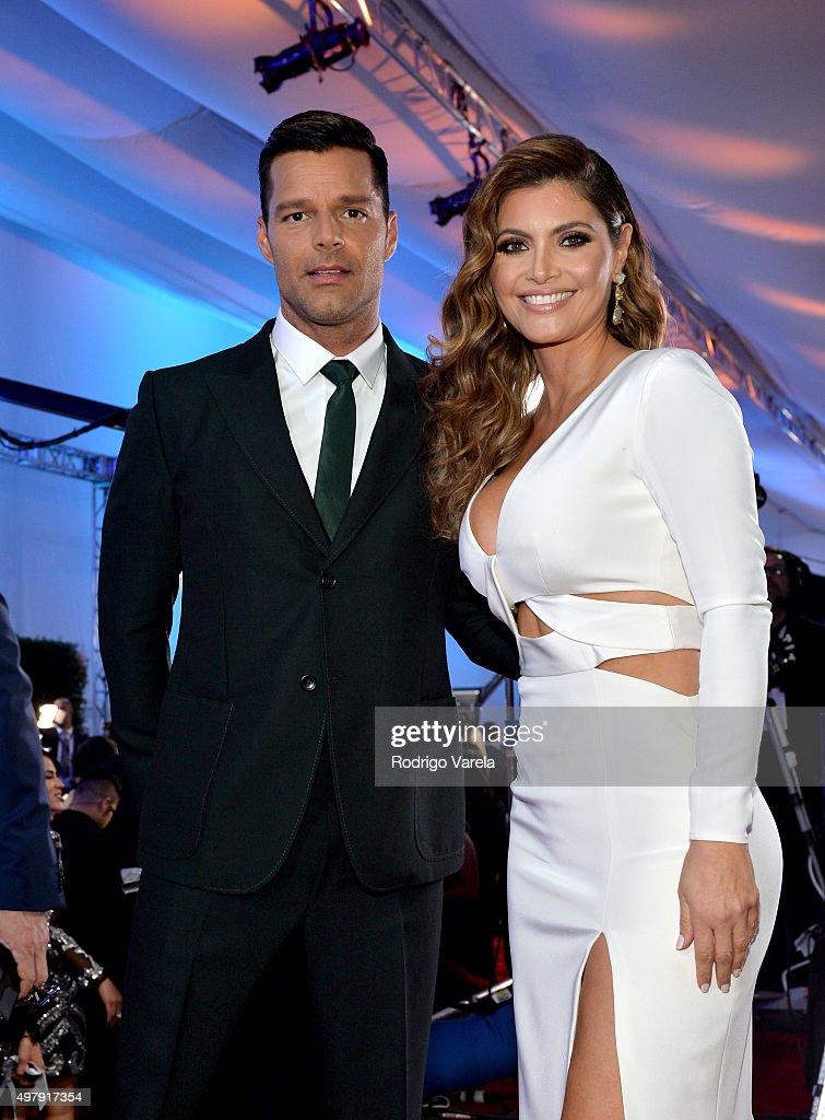 16th Latin GRAMMY Awards - Red Carpet : News Photo