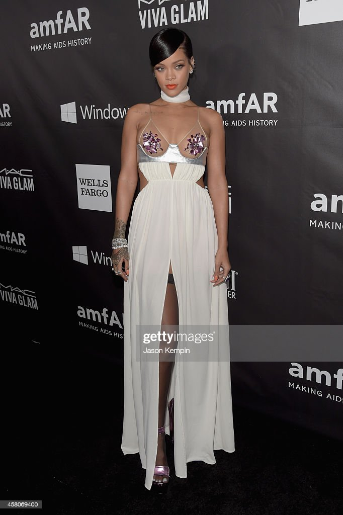 2014 amfAR LA Inspiration Gala - Arrivals : News Photo