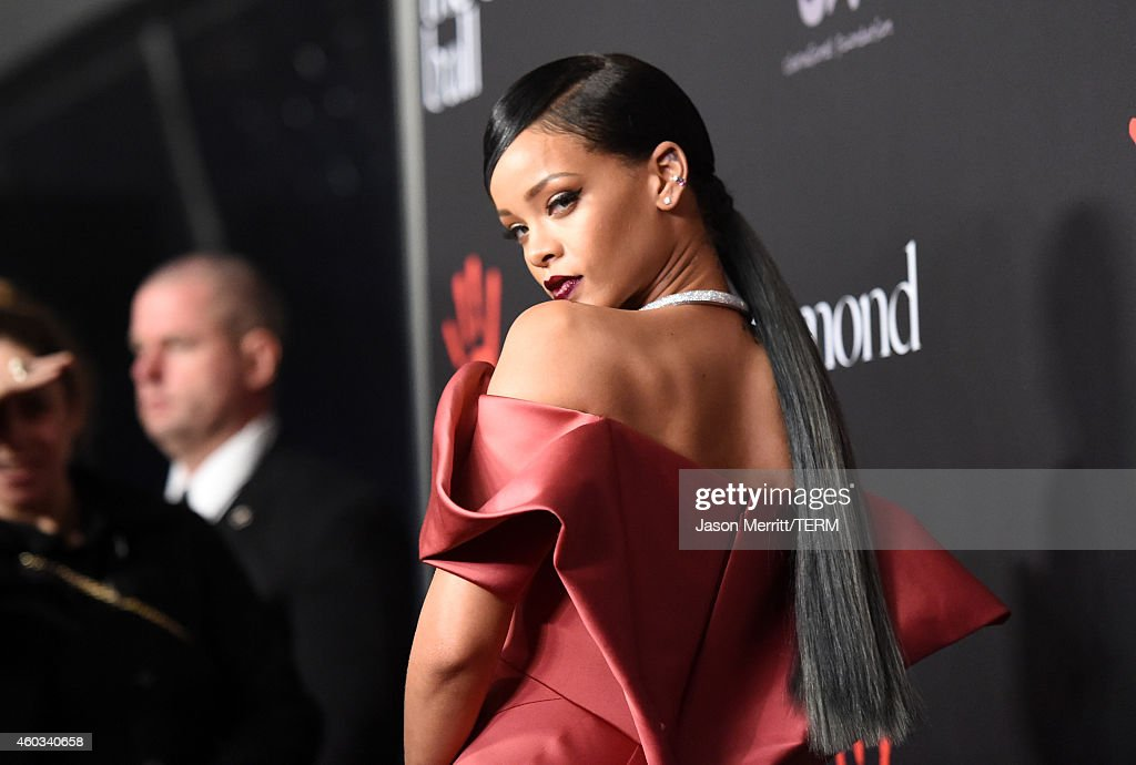 Rihanna's 1st Annual Diamond Ball Benefitting The Clara Lionel Foundation  - Arrivals