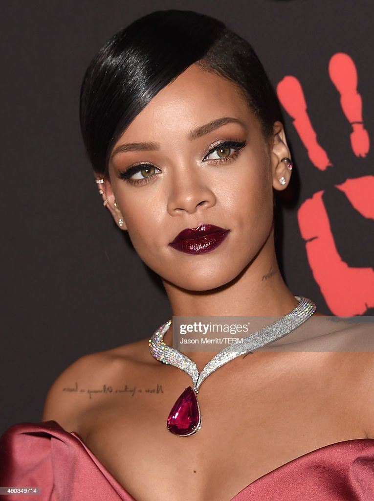 Rihanna's 1st Annual Diamond Ball Benefitting The Clara Lionel Foundation (CLF) - Arrivals : News Photo