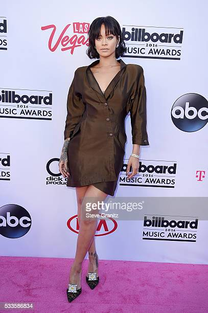 Recording artist Rihanna attends the 2016 Billboard Music Awards at TMobile Arena on May 22 2016 in Las Vegas Nevada
