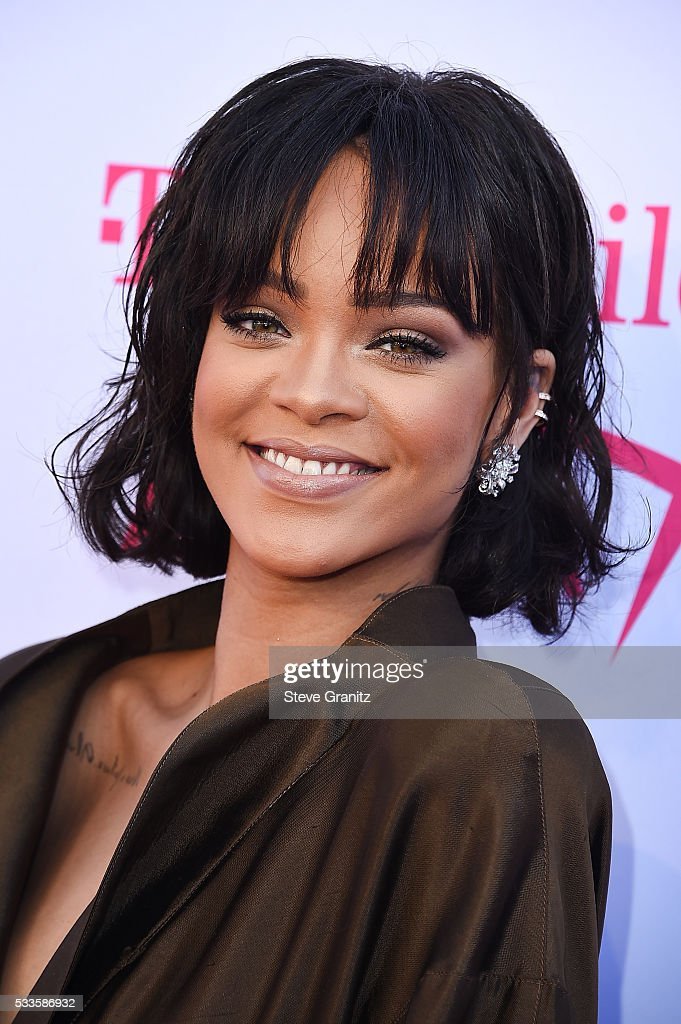 Recording artist Rihanna attends the 2016 Billboard Music Awards at T-Mobile Arena on May 22, 2016 in Las Vegas, Nevada.
