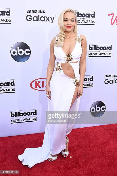 Recording artist Rita Ora attends the 2015 Billboard Music Awards at MGM Grand Garden Arena on May 17 2015 in Las Vegas Nevada