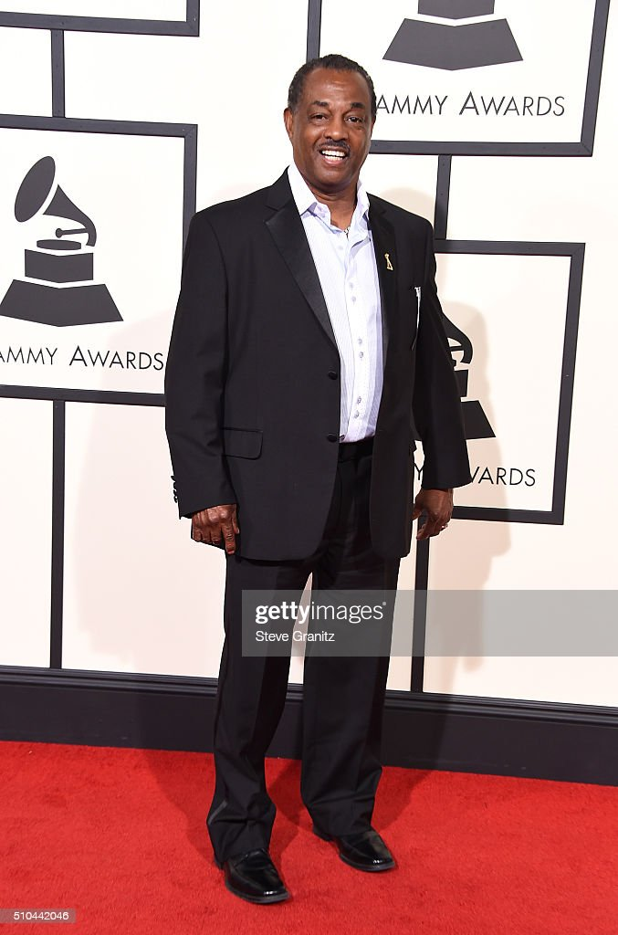 "Recording artist Robert ""Kool"" Bell of music group Kool & The Gang attends The 58th GRAMMY Awards at Staples Center on February 15, 2016 in Los Angeles, California."